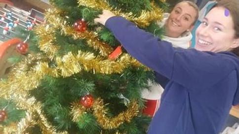 Fête de Noël au TC Vauvert