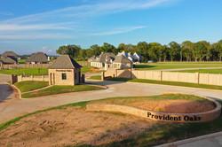 Provident Oaks Entrance L