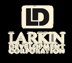 Larkin Development Logo Linen Black.png
