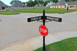 Street Sign L
