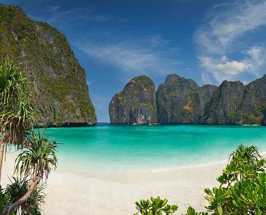 Las Islas Phi Phi son un paraiso