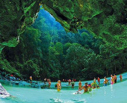 La isla de Mook y la Cueva Esmeralda son dos paraísos que no te puedes perder en Trang