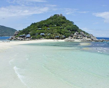 La Isla de Koh Nang Yuan