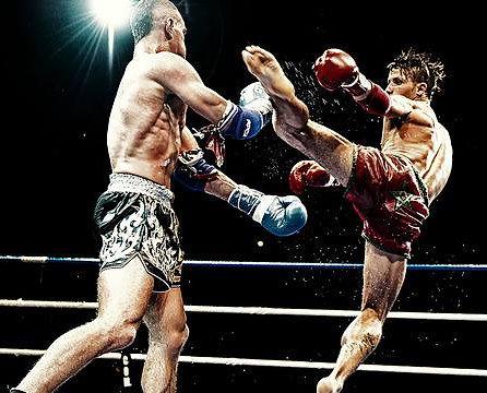 Combates de Muay Thai en Bangkok con Viviendoentailandia