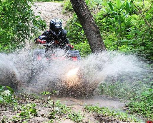 Deportes de aventura en Chiang Mai