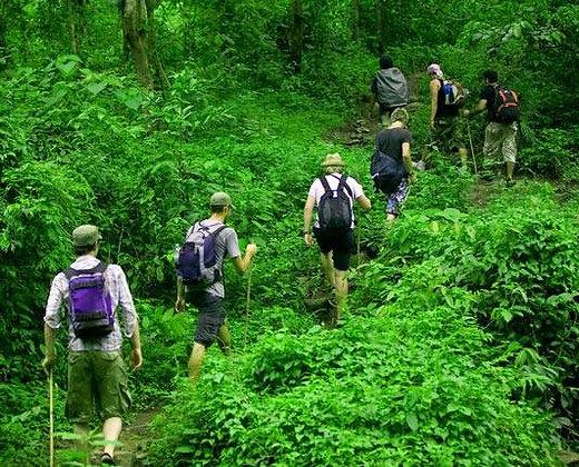 Trekking en Chiang Mai