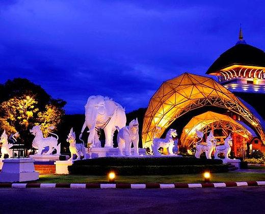 Safari night tour in Chiang Mai