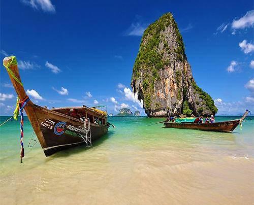 4 Islas de Krabi en Ao Nang desde Krabi