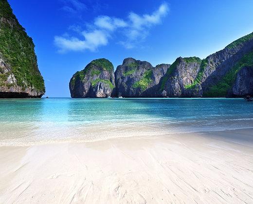 Isla de Phi Phi el paraíso de Leonardo Di Carprio