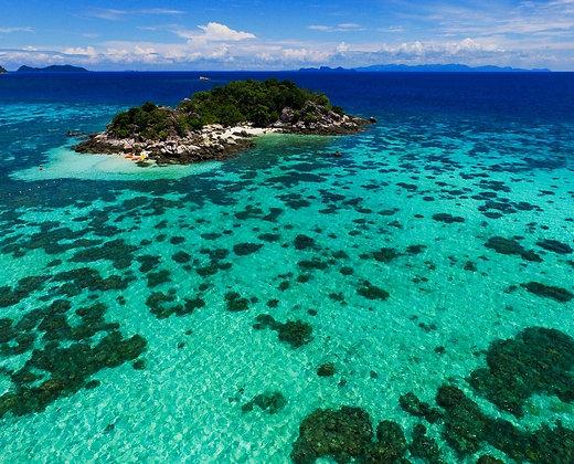 Islas Surin en Phang Nga