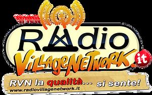 NUOVO LOGO RADIO VILLAGE NETWORK 2018 02