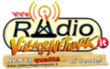 NUOVO LOGO RADIO VILLAGE NETWORK 2018 02