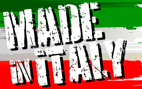 MADE IN ITALY GRAFICA PER HOMR PAGE SITO