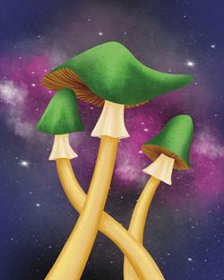 Galactic Fungus