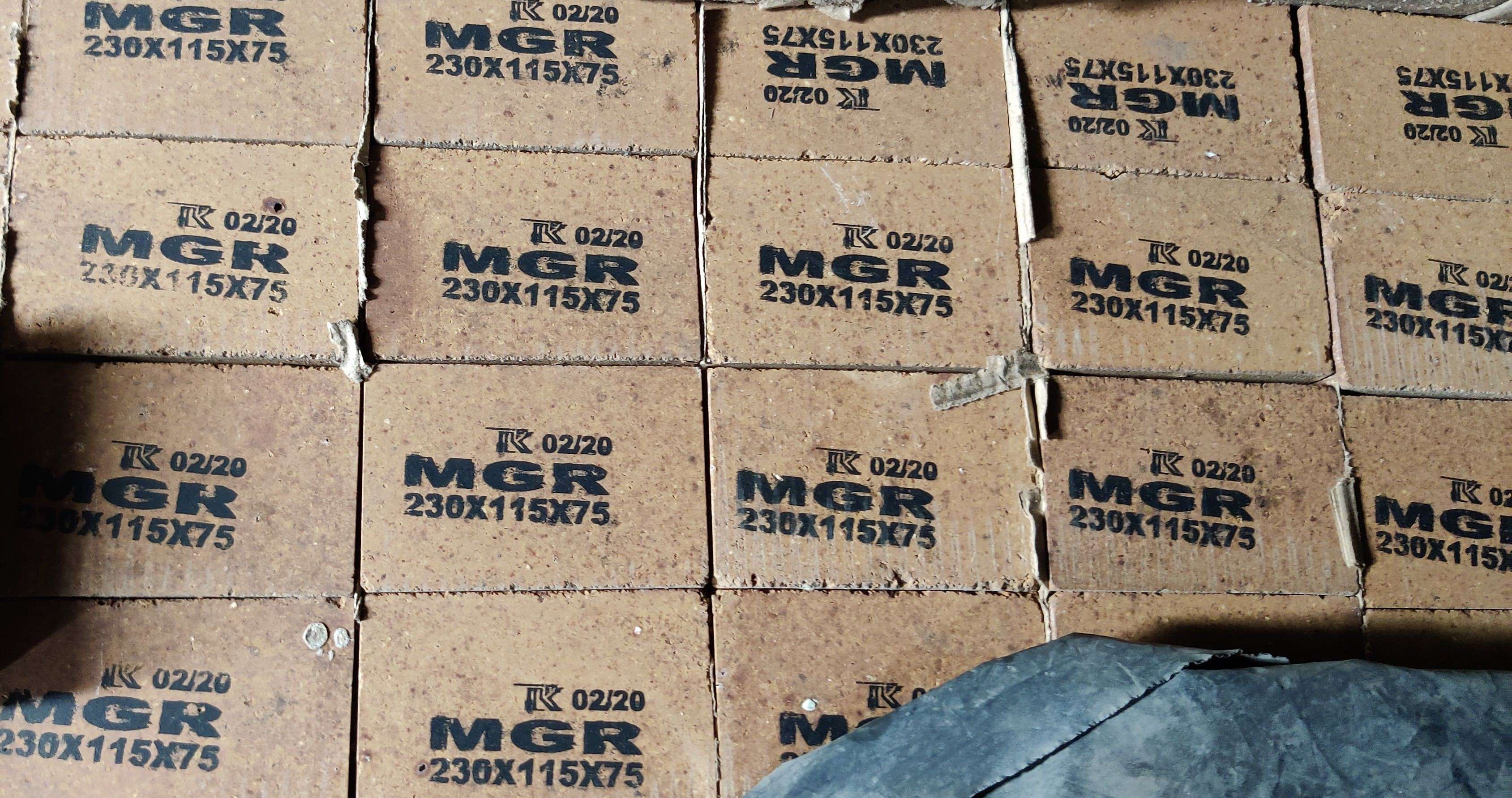 MGR Bricks