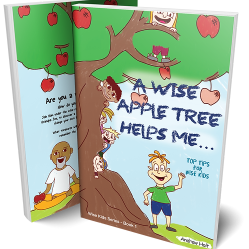 A Wise Apple Tree Helps Me (BOOK)