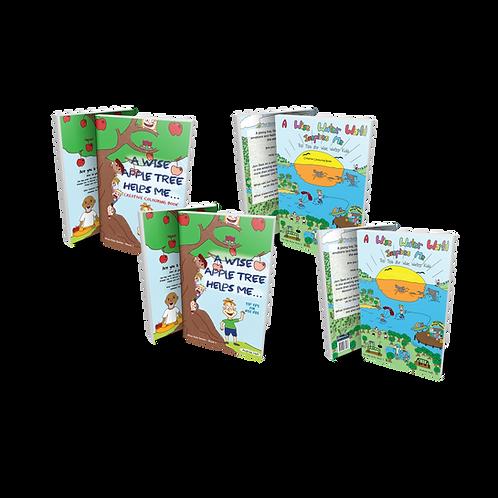 A Wise Kid Book Series (4-BOOK SET)
