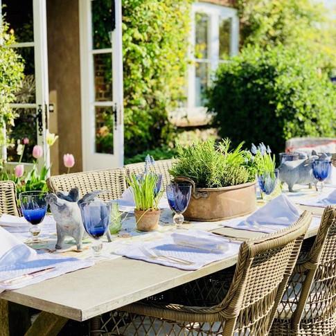 Villa provisions