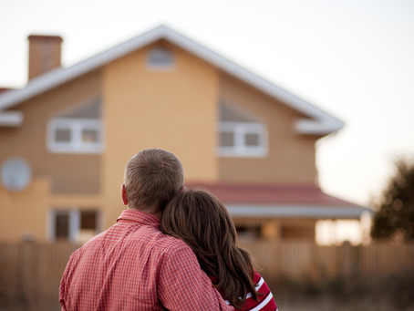 So, You're a First Time Home Buyer