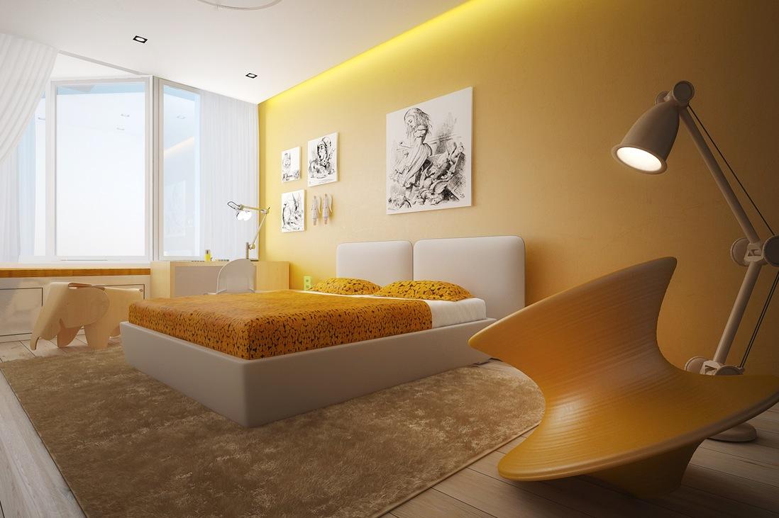 Beautiful Room Color Design