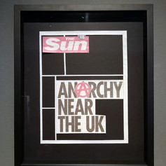 Anarchy near the UK