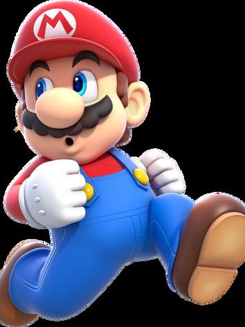 Super Mario - Fit Ninja