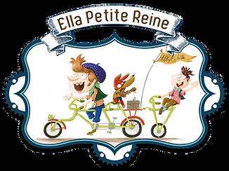 Ella Petite Reine sur le Véloshow 2021