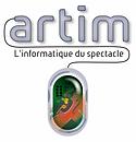 Logo ARTIM l'informatique du spectacle pour le Véloshow 2019