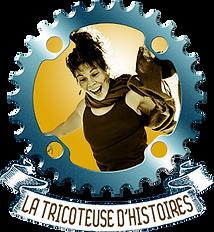 La Tricoteuse d'Histoires en spectacle sur le Véloshow 2021