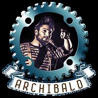 Archibald sur le Véloshow
