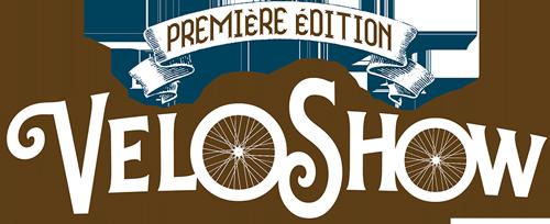 LOGO Véloshow première édition