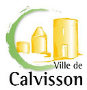 Logo Ville de Calvisson pour le Véloshow 2019