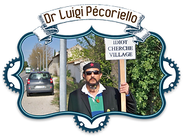 Dr Luigi Pecoriello Mr loyal du Véloshow