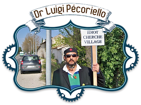Dr Luigi Pecoriello Mr loyal du Véloshow