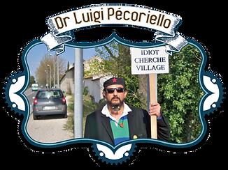 Dr Luigi Pecoriello LE Mr Loyal du Véloshow 2021