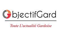 Logo Objectif Gard Toute l'actuaité Gardoise pour le Véloshow 2019