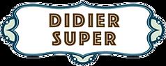 Biographie Didier Super