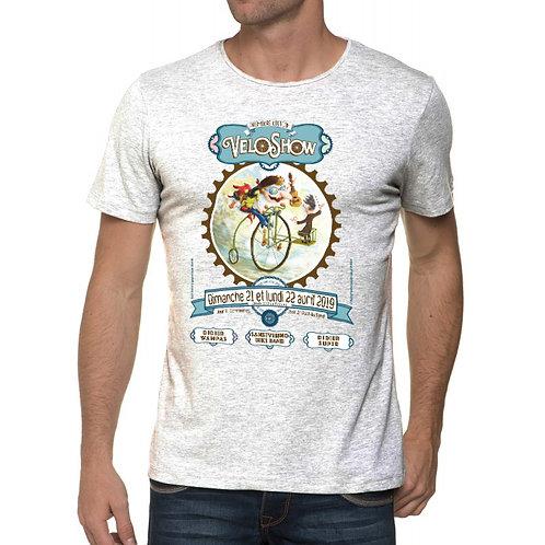 Tee Shirt Homme Véloshow