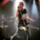 Guest Star concert Véloshow Didier Wampas Chant et guitare
