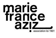 Logo Association Marie France Aziz pour le Véloshow 2019