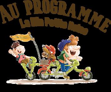 Au programme La Ella Petite Reine illustration Olivier Daumas
