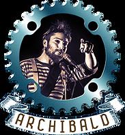Archibald en spectacle sur le Véloshow 2021