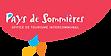 Logo site web Pays de Sommières pour le Véloshow 2019
