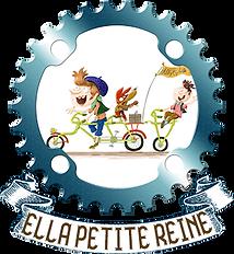 Balade du Véloshow 2021 Ella Petite Reine Illustration Olivier Daumas