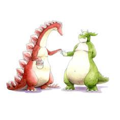 dino-parents