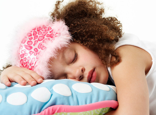 How Much Sleep Do Children Need?