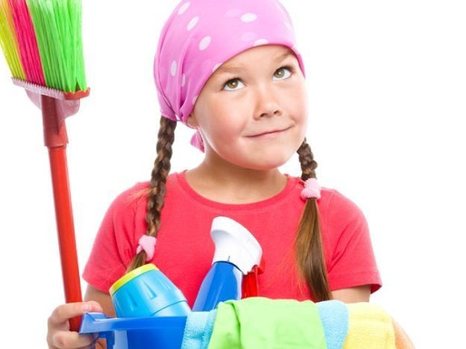 5 Reasons Why Kids Need To Help Clean