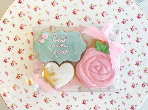 $15→$13.5 A - Cookie for Mother's Day Special