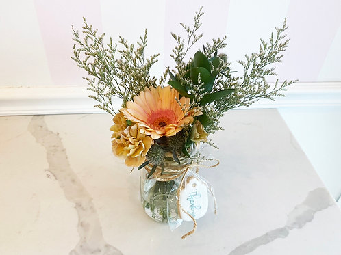 A flower bouquet for Mother's Day