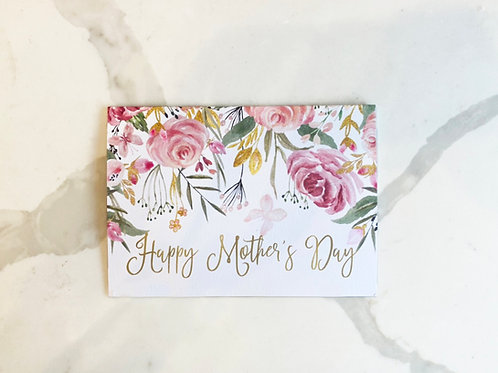 Message Card for Mother's Day